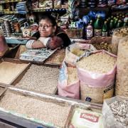 Mercado Municipal de Magdalena, Lima, Peru
