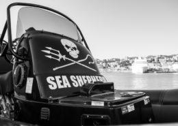 Sea Sheperd MV Sam Simon Genova